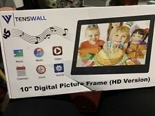 "Tenswall 10""  Digital Picture Photo Frame HD Version Factory Sealed"