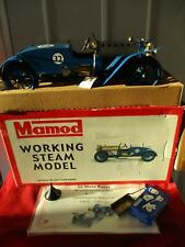 Mamod Le Mans Racer LM1 Blue Steam Model Car