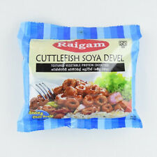 Raigam Soya Meat Devilled Cuttlefish | Meat Devilled Chicken 110g