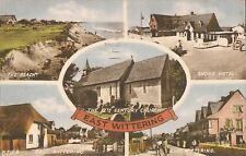 Wittering, UNITED KINGDOM - 1956 - MULTIVIEW