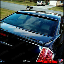 Rear Roof Spoiler Window Wing (Fits: Chrysler 300 2011-newer) SpoilerKing