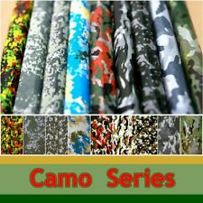 0.5*2m Camouflage Series Hydrographic Film Aqua Print Films water transfer US