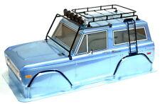 Metal Roof Rack for Tamiya CC-01 #58469 / MST CMX/CFX  Ford Bronco 1973