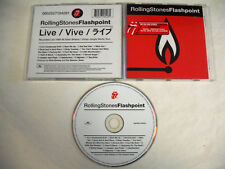 ROLLING STONES  Flash Point  CD