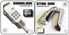 SPACE:1999 LASER AND COMMLOCK PROP model kits 1:1 scale prop replica sci-fi
