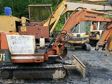 IHI Chieftain 27F mini digger excavator dismantling for parts King post only !!