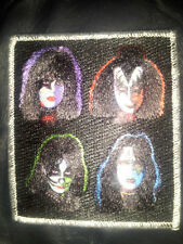 KISS solo faces patch