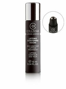 COLLISTAR LINEA UOMO 10 ml gel lifting roll-on contorno occhi defaticante