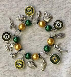 Green Bay Packers Charm Bracelet