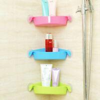 Salle de bain coin rangement rack étagère murale douche ventouse FR