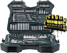 Mannesmann Werkzeugkoffer 215 Tlg Schraubendrehersatz