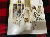 CHEAP TRICK DREAM POLICE Signed Autographed record album LP Rick Nielsen GO !!