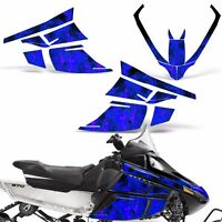Decal Graphic Kit Arctic Cat F Series Z1 Sled Snowmobile Accessories Wrap ICE BU