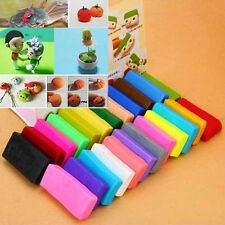 24 PCS Colorful fimo Effect Polymer Clay Blocks Soft  Fun DIY Toy For Kid