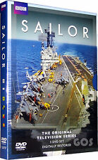 Sailor BBC The Original Complete TV Documentary Series HMS Ark Royal New DVD
