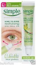New Simple Kind To Eyes Revitalising Eye Roll On - Tired Eyes - 15ml