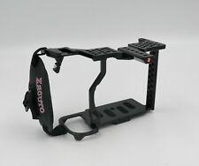 Zacuto Panasonic S1H Camera Cage For Filmmaking Ultra Slim Lightweight NEW