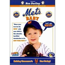 Team Baby - New York Mets Baby (Slimline DVD, 2008) BRAND NEW FACTORY SEALED DVD