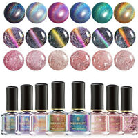 BORN PRETTY Holo Chameleon Nail Polish 3D Magnetic Nails Varnish  Salon