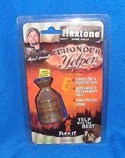 Flextone Thunder Yelper Turkey Call MIP New