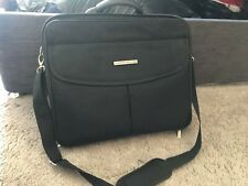 Lap Top Bag with extra storage and shoulder strap