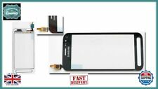 Samsung Xcover 4 G390 Front Outer Touch Screen Lens Glass + Adhesive BLACK