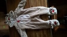 F&F Christmas Baby Cosy All in one 3-6 months Reindeer