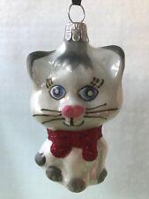 Katzen Formiger Christbaumschmuck Gunstig Kaufen Ebay