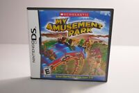 My Amusement Park (Nintendo DS, 2010) COMPLETE