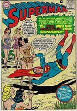 SUPERMAN # 180 DC 1965 Curt Swan