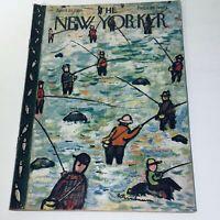 The New Yorker: April 23 1955 - Full Magazine/Theme Cover Abe Birnbaum