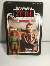 Vintage 1984 Kenner Star Wars General Madine Figure Return Of The Jedi 65 Back