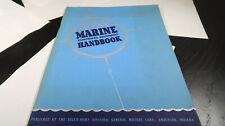 1944 Delco Remy Marine Electrical Equipment Handbook