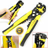 Automatic Cable Wire Crimper Crimping Tool Self Adjustable Stripper Plier Cutter