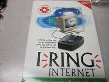 """Grandex """"I Ring Internet """" Never Miss A Call Again While Online - New"""