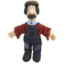 Postman Pat SDS Collectable Soft Plush TED GLEN 8 inches tall