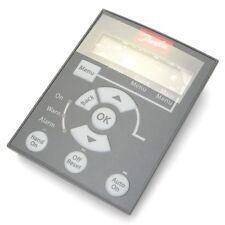 Danfoss 132B0100 LCP11 Display Panel for VFD, No Potentiometer