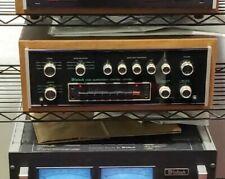 Mcintosh C34V Stereo Control PreAmplifier PreAmp with Wooden Cabinet Exct