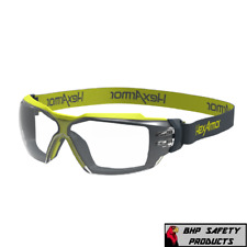 Safety Glasses with Gasket & Head Strap Protective Eyewear Clear Anti-Fog Lens