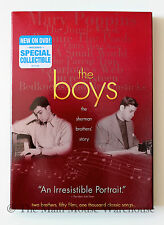 The Boys Sherman Brothers Disney Studios Soundtrack Musicians DVD Documentary