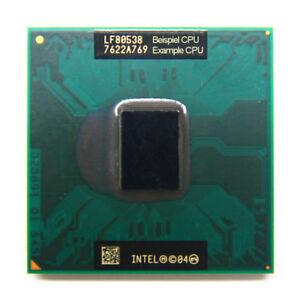 Intel Core Duo T2050 SL9BN 1.6GHz/2MB/533MHz FSB Prise/Socle M 478-Pin CPU