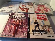 More details for manga d.n. angel vols 1-3, war angels & poison candy paperback books job lot