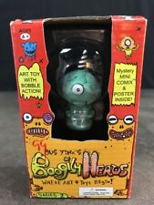 Boogily Heads Series 2  Gus Fink's  Cricker New in Original Package
