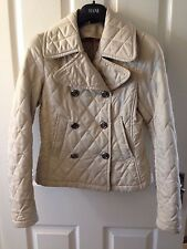Burberry Cotton Blend Casual Coats & Jackets for Women