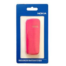 Nokia Hard Cover CC-3029 / 02729T0 für Nokia 100/101, Pink