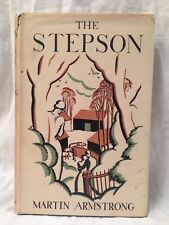 Martin Armstrong - The Stepson - 1st/1st 1927 - Lovely Copy, Original D/W Scarce