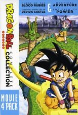Dragon Ball: 4 Movie Pack [New DVD] Dragon Ball: 4 Movie Pack [New DVD] Boxed