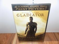Gladiator (Dvd, 2003) Russell Crowe - Widescreen Edition - Brand New