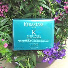 KERASTASE RESISTANCE MASQUE THERAPISTE MASK  200ml  / 6.8oz  SUPER FRESH!!!