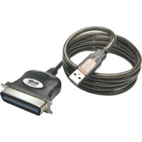 Tripp Lite U206-010 USB to Parallel Printer Cable 10ft - USB / Centronics